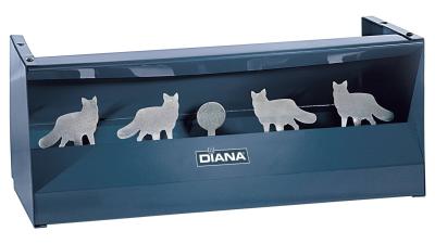 vzduchovkový terč DIANA - 4x lišla s lapačem