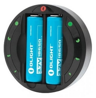 univerzální nabíječka baterií Olight Omni-Dok