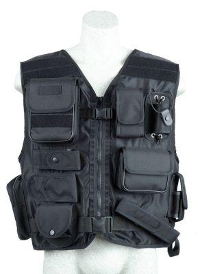 taktická vesta DASTA mod. 839 bez pouzdra na pistoli