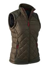 vesta Deerhunter Lady christine quilted waistcoat (4967)