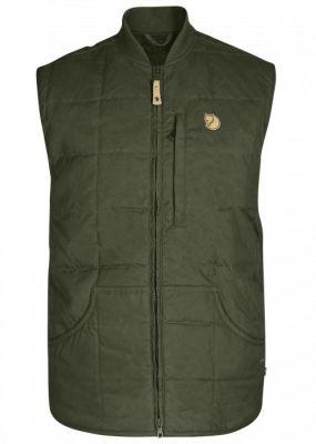 vesta Fjällräven - Grimsey Vest (90501), barva: 662 - Deep Forest
