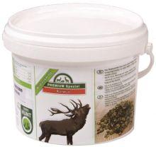 vnadidlo Eurohunt - granulát 750g, na jelení zvěř