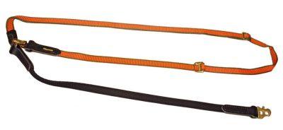 předváděcí vodítko Niggeloh Grip - 20mm, oranžovo-zelené (081100001)
