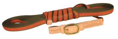 vodítko NIggeloh Tracking - š. 20mm, oranžovo-zelené