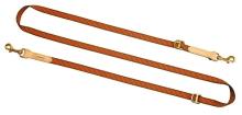 vodítko NIGGELOH - Variabel pro psy, 15mm, nylon, oranžovo-zelené (1517 00011)